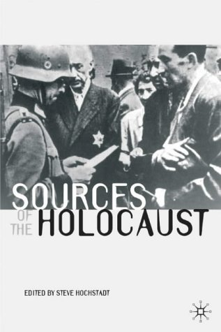 Sources of the Holocaust   2004 (Revised) edition cover