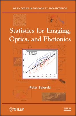 Statistics for Imaging, Optics, and Photonics   2011 edition cover