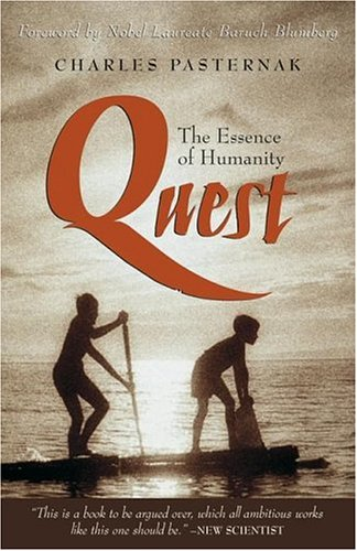 Quest The Essence of Humanity  2003 9780470851456 Front Cover