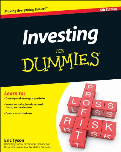 Investing for Dummies  6th 2011 edition cover