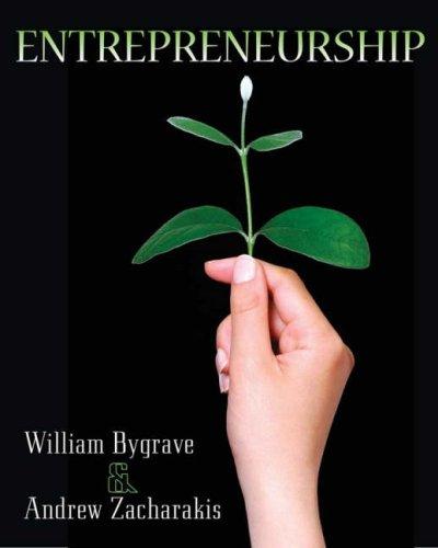 Entrepreneurship   2008 edition cover