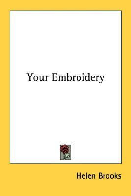 Your Embroidery N/A 9780548385456 Front Cover