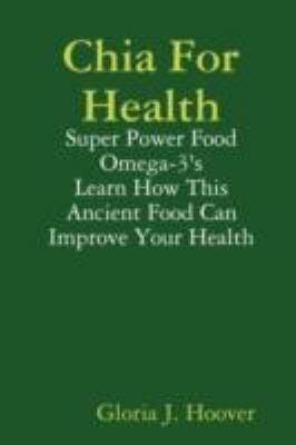 Chia for Health  2008 edition cover