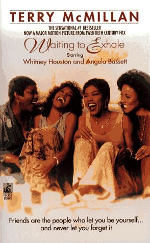 Waiting to Exhale   1995 (Reprint) 9780671537456 Front Cover