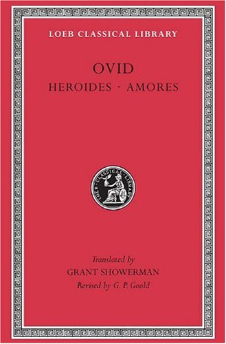 Heroides and Amores  2nd 1914 edition cover