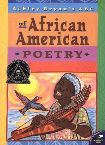 Ashley Bryan's ABC of African American Poetry   2001 edition cover