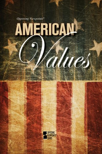 American Values   2014 9780737769456 Front Cover
