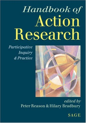Handbook of Action Research Participative Inquiry and Practice  2001 edition cover