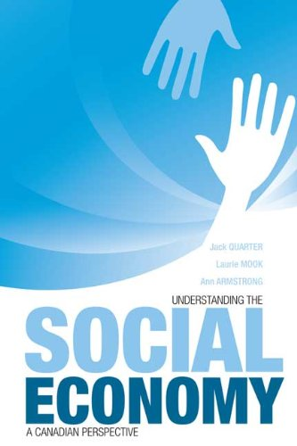 Understanding the Social Economy A Canadian Perspective  2009 edition cover