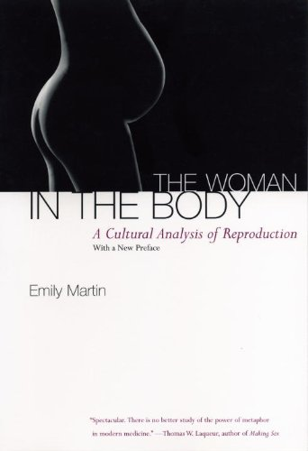 Woman in the Body A Cultural Analysis of Reproduction  2001 edition cover