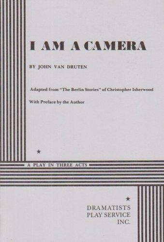 I Am a Camera   1979 edition cover