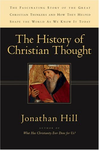 History of Christian Thought   2007 edition cover