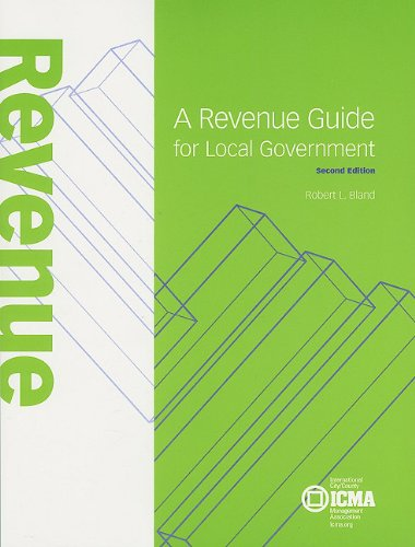 Revenue Guide for Local Government 2nd 2005 edition cover