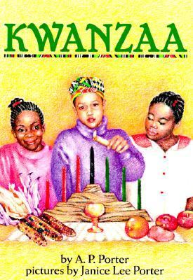 Kwanzaa   1991 9780876145456 Front Cover