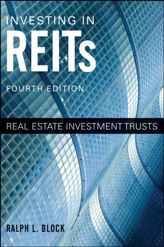 Investing in REITs Real Estate Investment Trusts 4th 2011 edition cover