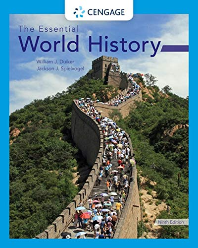 Cover art for The Essential World History, 9th Edition