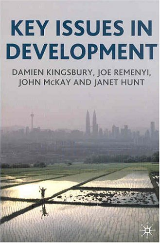 Key Issues in Development   2004 edition cover