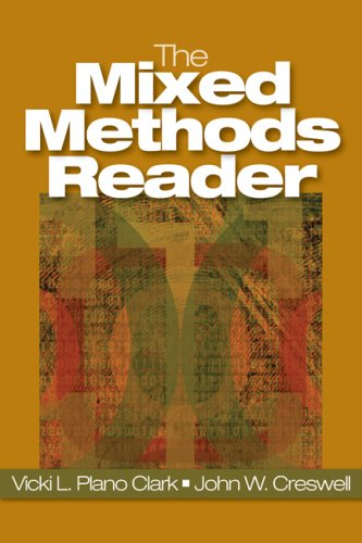 Mixed Methods Reader   2008 edition cover