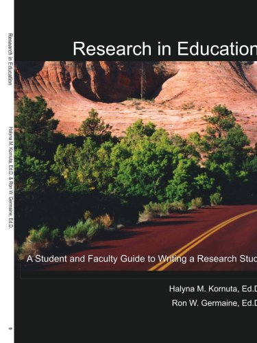 Research in Education  N/A edition cover