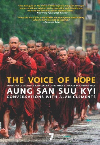 Voice of Hope Conversations with Alan Clements Revised edition cover