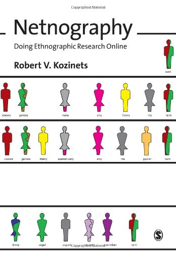 Netnography Doing Ethnographic Research Online  2010 edition cover