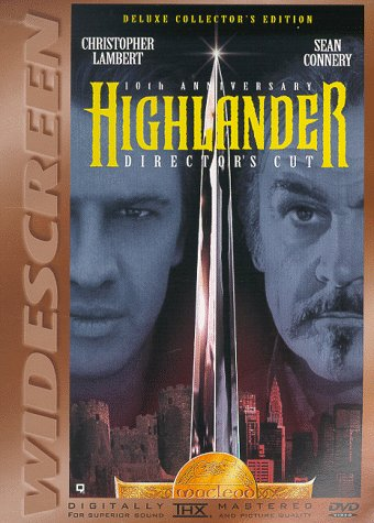 Highlander: Director's Cut 10th Anniversary Edition System.Collections.Generic.List`1[System.String] artwork