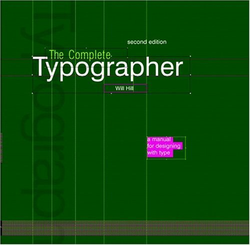 Complete Typography  2nd 2006 (Revised) edition cover