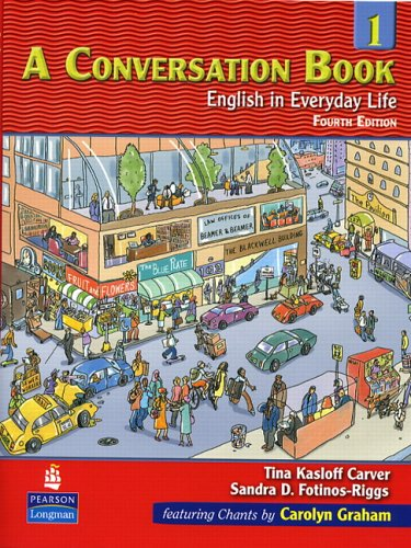Conversation Book English in Everyday Life 4th 2006 edition cover
