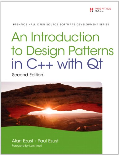 Introduction to Design Patterns in C++ with Qt  2nd 2012 (Revised) edition cover