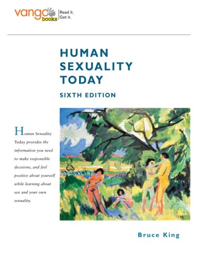 Human Sexuality Today  6th 2009 edition cover