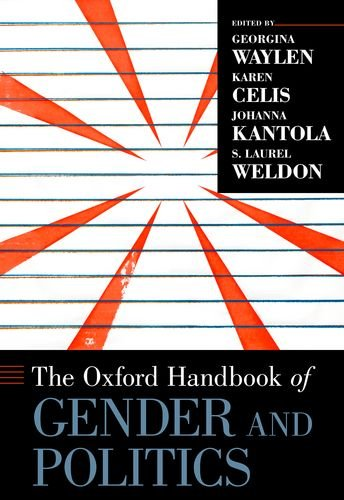 Oxford Handbook of Gender and Politics   2013 9780199751457 Front Cover
