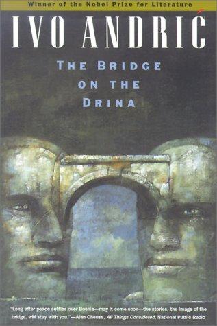 Bridge on the Drina   1977 (Reprint) edition cover