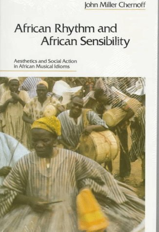 African Rhythm and African Sensibility Aesthetics and Social Action in African Musical Idioms  1979 edition cover