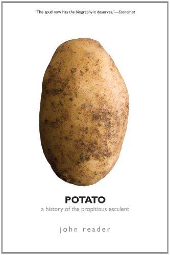 Potato A History of the Propitious Esculent  2009 edition cover