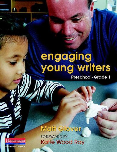 Engaging Young Writers, Preschool-Grade 1   2009 edition cover