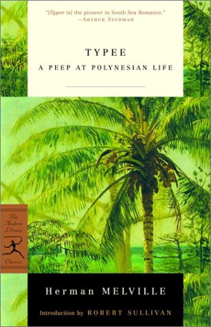 Typee A Peep at Polynesian Life  2001 edition cover