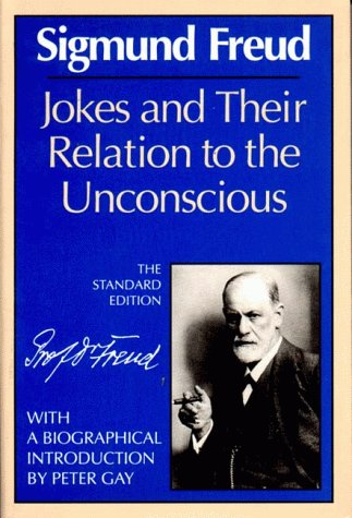 Jokes and Their Relationship to the Unconscious   1963 edition cover