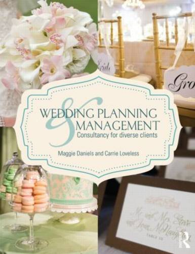 Wedding Planning and Management Consultancy for Diverse Clients 2nd 2014 (Revised) edition cover