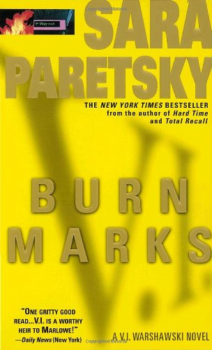 Burn Marks  N/A 9780440208457 Front Cover
