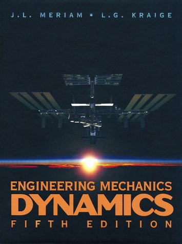Engineering Mechanics , Dynamics  5th 2002 (Revised) edition cover