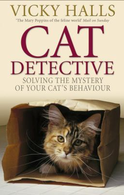 Cat Detective  2006 9780553816457 Front Cover