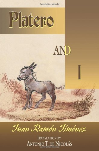 Platero and I  N/A edition cover