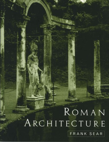 Roman Architecture  N/A edition cover