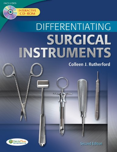 Differentiating Surgical Instruments  2nd 2011 (Revised) edition cover