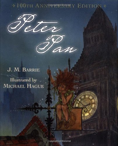 Peter Pan  100th 2003 9780805072457 Front Cover
