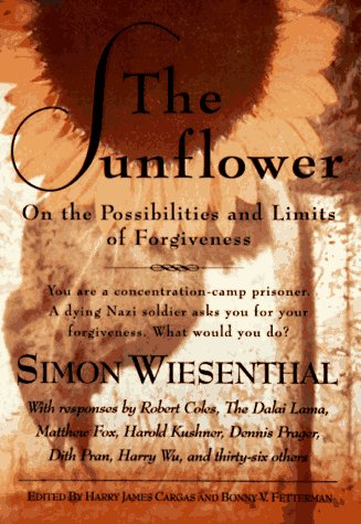 Sunflower On the Possibilities and Limits of Forgiveness 2nd 1997 (Expanded) edition cover