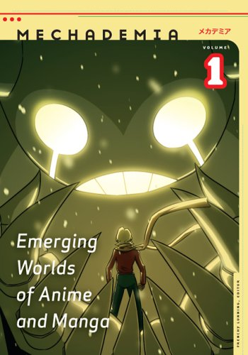 Emerging Worlds of Anime and Manga   2006 edition cover