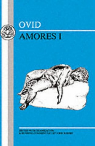 Ovid Amores I Reprint  edition cover