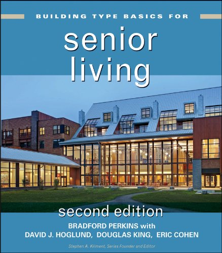 Building Type Basics for Senior Living  2nd 2013 edition cover
