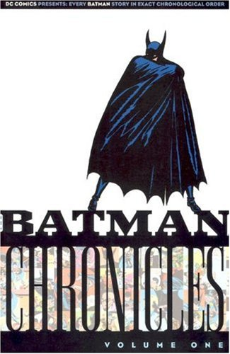 Batman Chronicles   2005 (Revised) edition cover